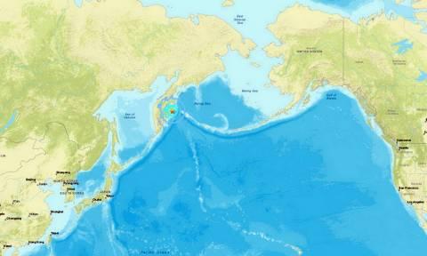 Ρωσία: Ισχυρός σεισμός στη χερσόνησο της Καμτσάτκας