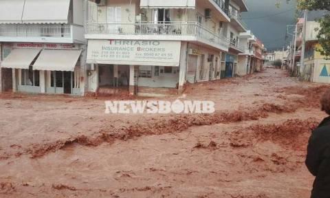 Νοέμβριος: Ο μήνας με τις πιο φονικές πλημμύρες στην Αττική - Συγκλονίζουν οι αριθμοί