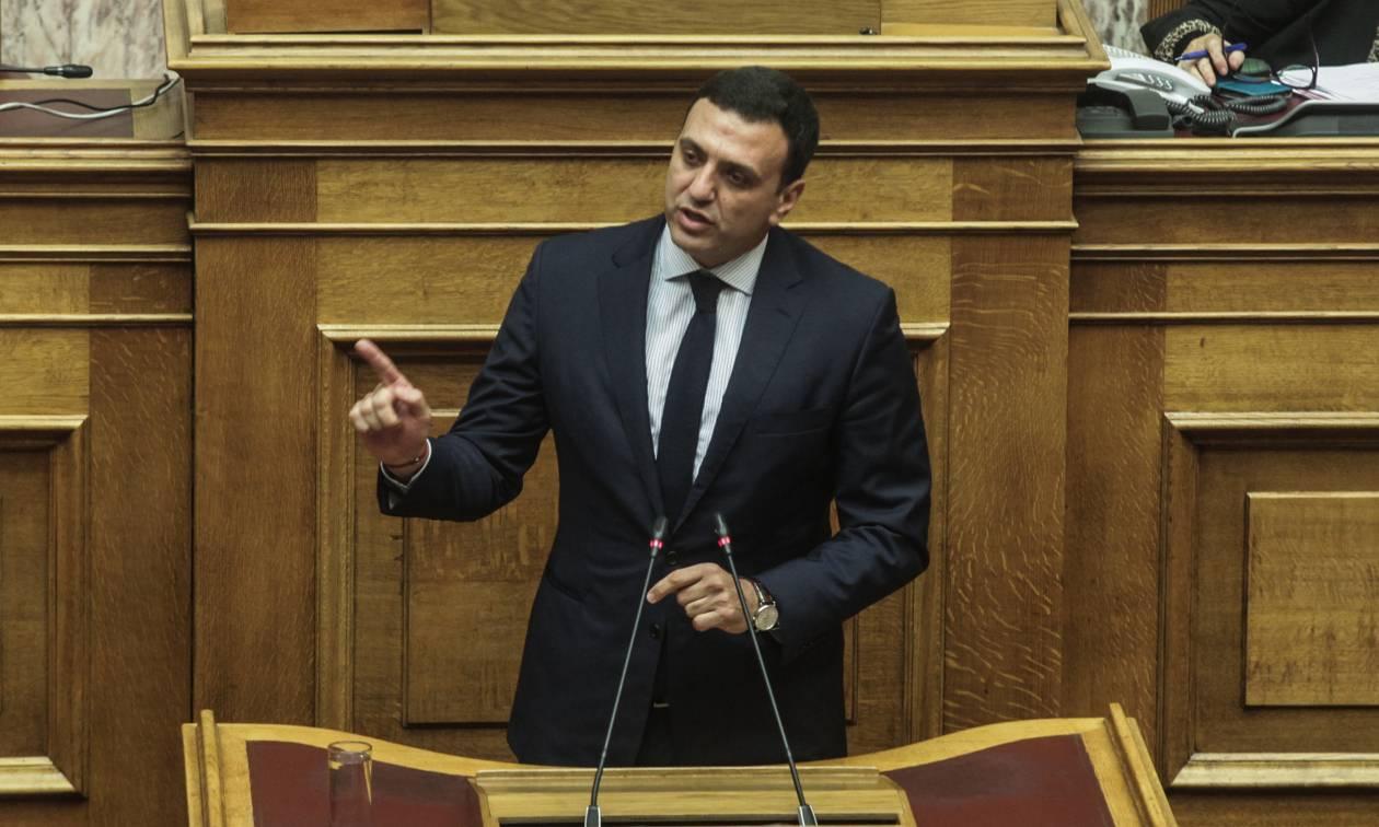 Κικίλιας: Ο Τσίπρας εργαλειοποιεί τη Δικαιοσύνη και τσαλακώνει το Σύνταγμα