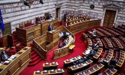 Βουλή: Ενός λεπτού σιγή για τα θύματα της Μάνδρας