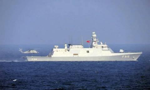 Συνεχίζονται οι προκλήσεις: Η Τουρκία έβγαλε τον στόλο της στο Αιγαίο (pics)