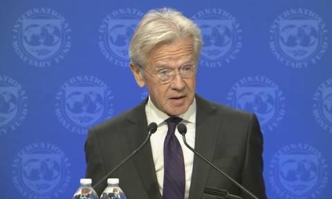 ΔΝΤ: Θέμα Ελλάδας και Ευρωπαίων οι αποφάσεις για τις συντάξεις