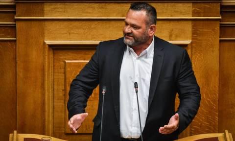 Νέα πρόκληση χρυσαυγιτών στη Βουλή: «Παραμύθι το Πολυτεχνείο, δεν είχε νεκρούς»