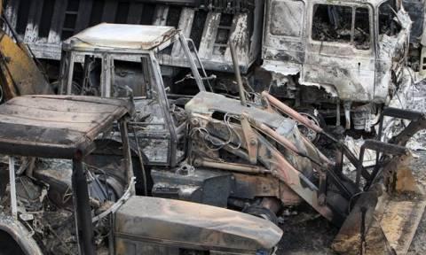 Σκουριές: Την ενοχή 5 κατηγορουμένων για την εμπρηστική επίθεση σε εργοτάξιο προτείνει ο εισαγγελέας