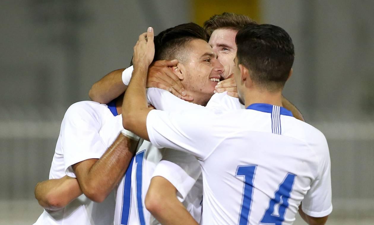 Ελλάδα-Αυστρία: Πρώτο βήμα για την πρόκριση στο Euro U21 2019