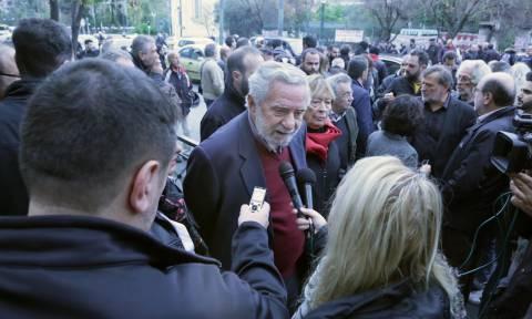 Πολυτεχνείο 2018: Αντιδράσεις ΣΥΡΙΖΑ για τον προπηλακισμό της αντιπροσωπείας του στο ΕΜΠ