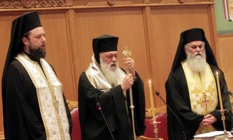 Ένταση στην Ιεραρχία: Αποχώρησαν οι Μητροπολίτες Μεσσηνίας και Καισαριανής - Τι πρότεινε ο Ιερώνυμος