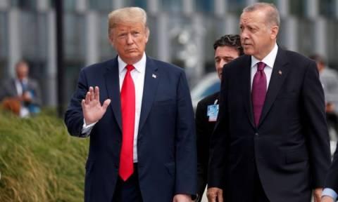 Τελεσίγραφο Τραμπ σε Ερντογάν: Το πυραυλικό σύστημα Patriot ή αλλιώς κυρώσεις