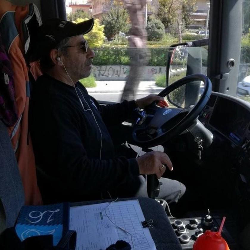 Αυτός είναι ο 53χρονος οδηγός απορριμματοφόρου που σκοτώθηκε στα Άνω Λιόσια