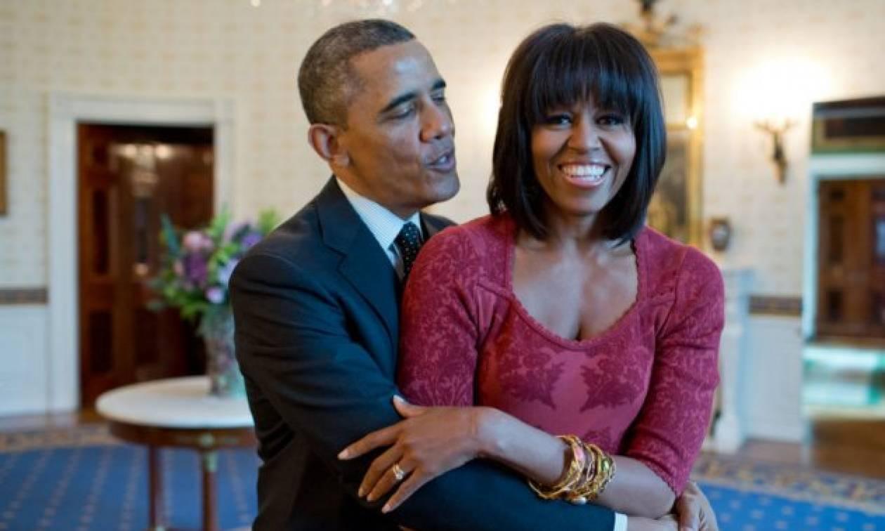 Μισέλ Ομπάμα: Έτσι μου έκανε πρόταση γάμου ο Μπαράκ (vid)