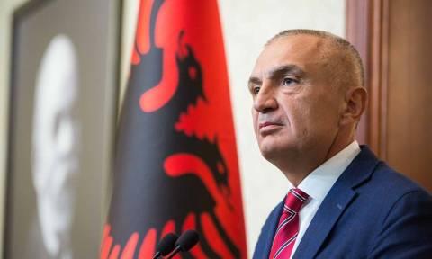 Δήλωση – πρόκληση από τον Πρόεδρο της Αλβανίας: Ο αλβανικός στρατός ξέρει πού είναι τα σύνορα