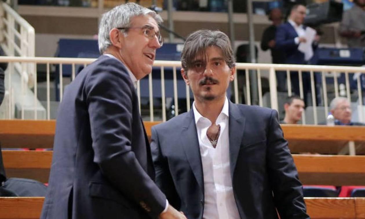 Επιστολή Δημήτρη Γιαννακόπουλου σε Μπερτομέου: «Αγωγή και μήνυση στον Ολυμπιακό»