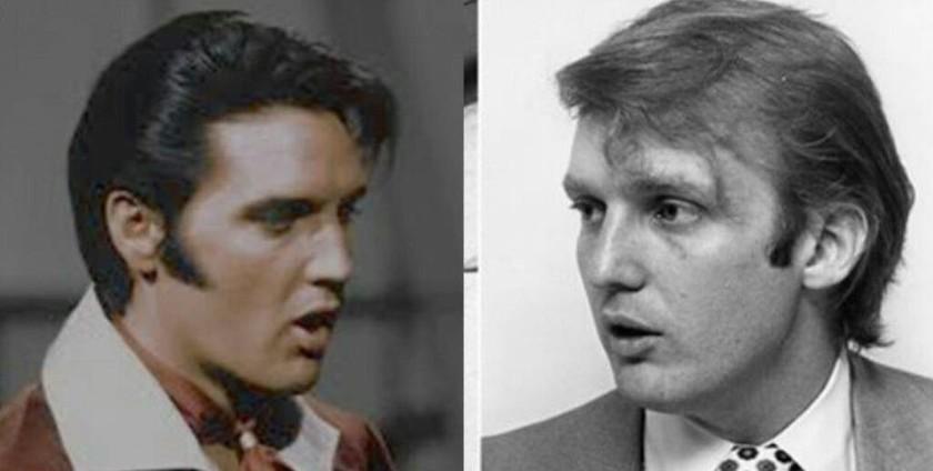 Ο Ντόναλντ Τραμπ τιμά μετά θάνατον τον Έλβις Πρίσλεϊ και ξεσηκώνει θύελλα χειροκροτημάτων (Vid)