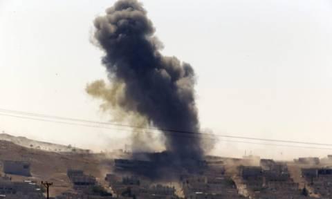 Συρία: 105 νεκροί σε μία εβδομάδα από αεροπορικούς βομβαρδισμούς υπό την ηγεσία των ΗΠΑ