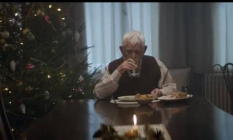 Λένε ότι αυτή είναι η πιο «δυνατή» χριστουγεννιάτικη διαφήμιση που δημιουργήθηκε ποτέ (video)