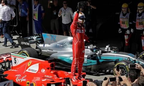 Δείτε σε βίντεο το ανεπανάληπτο ρεκόρ στη Formula 1!