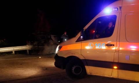 Βόλος: Νεκρός 37χρονος σε τροχαίο με μοτοσικλέτες
