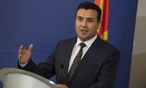 Ζάεφ: Ο Γκρούεφσκι θα επιστρέψει στα Σκόπια και θα αποδοθούν ευθύνες για τη διαφυγή του
