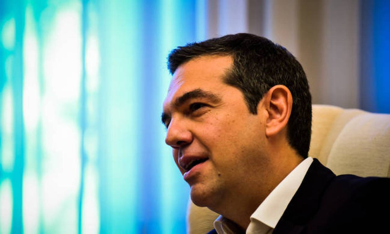 Newsbomb. PM Tsipras on Polytechnic Uprising  November reminds us that   nothing is impossible  9c6090ff472