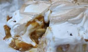 Η συνταγή της ημέρας: Banoffee Baked Alaska