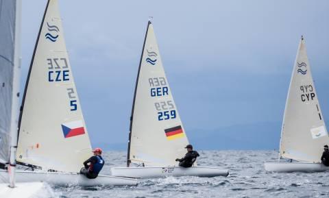 Κύπριος αθλητής έδωσε το σκάφος του σε Τούρκο που διεκδικεί μετάλλιο