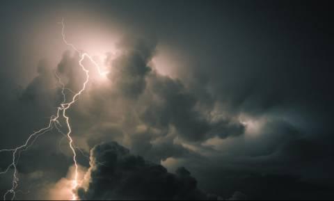 Οποιοδήποτε μέρος στον κόσμο δέχεται το 50% της ετήσιας βροχόπτωσης σε μόλις 12 ημέρες