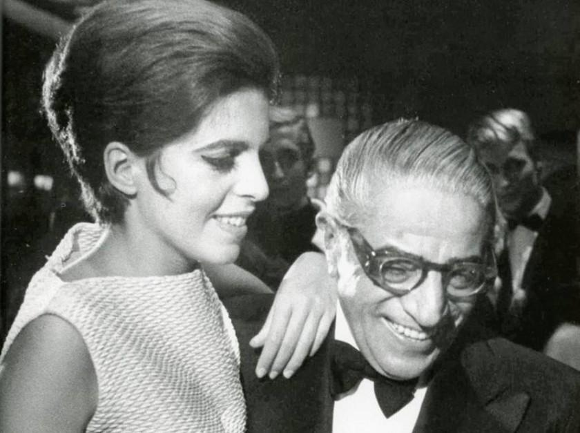 Σαν σήμερα το 1988 πεθαίνει η Χριστίνα Ωνάση, κόρη του μεγιστάνα Αριστοτέλη Ωνάση (pics)