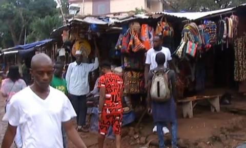Σιέρα Λεόνε: Ανατριχιαστικές εικόνες από τη φτωχότερη «γειτονιά» του πλανήτη (vid)