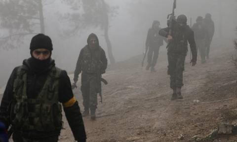 Συρία: 25 νεκροί σε μάχες ανάμεσα σε φιλοτουρκικές ένοπλες ομάδες στην Αφρίν