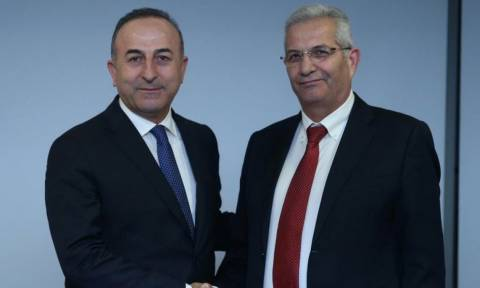 Συνάντηση Κυπριανού - Τσαβούσογλου στις 23 Νοεμβρίου