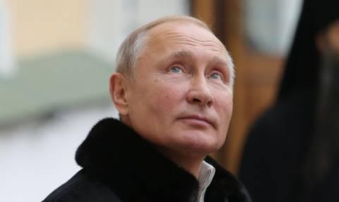 Πούτιν σε Πενς: Δεν είχαμε ανάμιξη στις αμερικανικές εκλογές