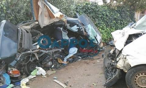 Τραγωδία στη Μεσσηνία: Δύο νεκροί και δύο τραυματίες σε φρικτό τροχαίο – ΠΡΟΣΟΧΗ ΣΚΛΗΡΕΣ ΕΙΚΟΝΕΣ
