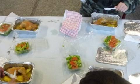 Υπουργείο Εργασίας: Δωρεάν σχολικά γεύματα για πυρόπληκτα παιδιά