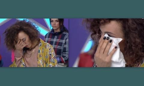 My Style Rocks: Λύγισε on air η Ναντίν – Τα κλάματα και η αποκάλυψη: «Πέρασα πολύ δύσκολα»