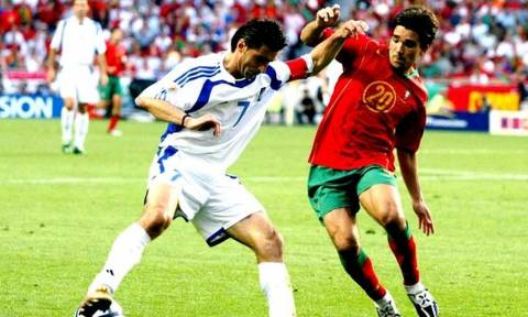 Οι αποκαλύψεις Πορτογάλου σταρ για τον τελικό του Euro 2004 (video)