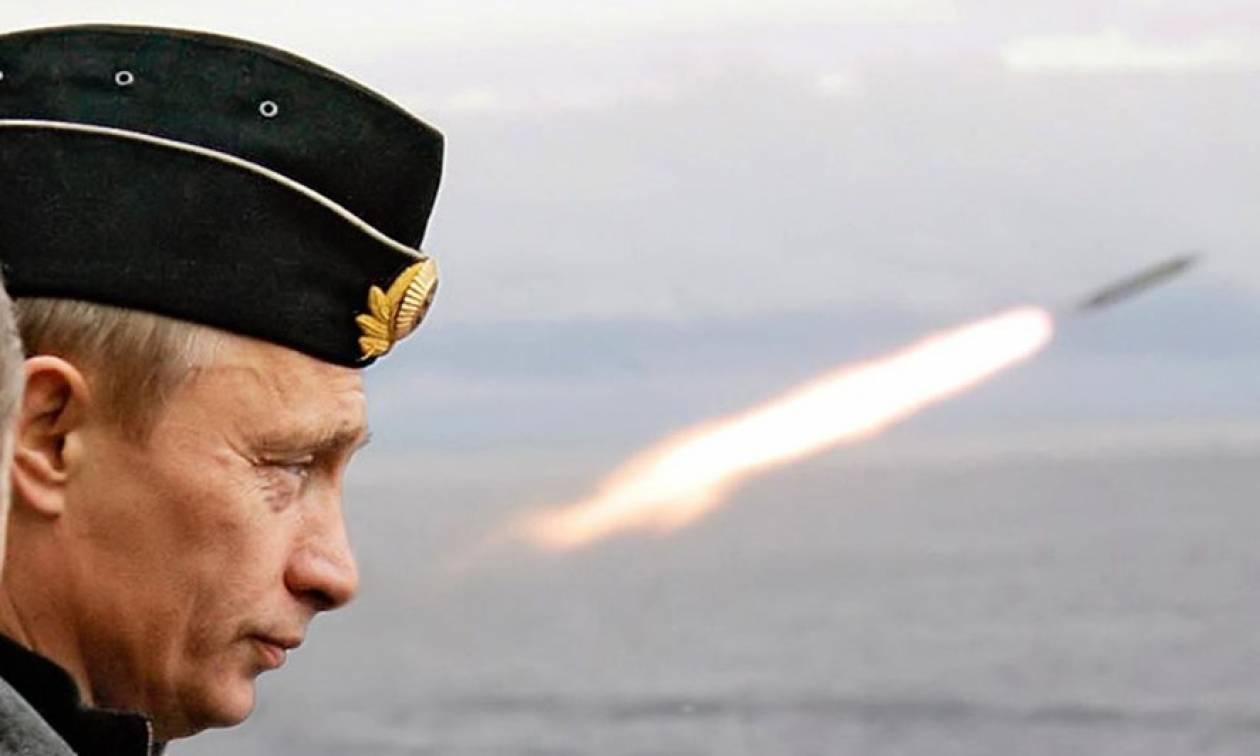Αντίποινα κατά των ΗΠΑ για τα πυρηνικά όπλα ετοιμάζει ο Πούτιν