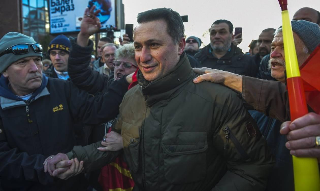 Σάλος για το αίτημα ασύλου Γκρούεφσκι στην Ουγγαρία: Διάβημα διαμαρτυρίας των Σκοπίων