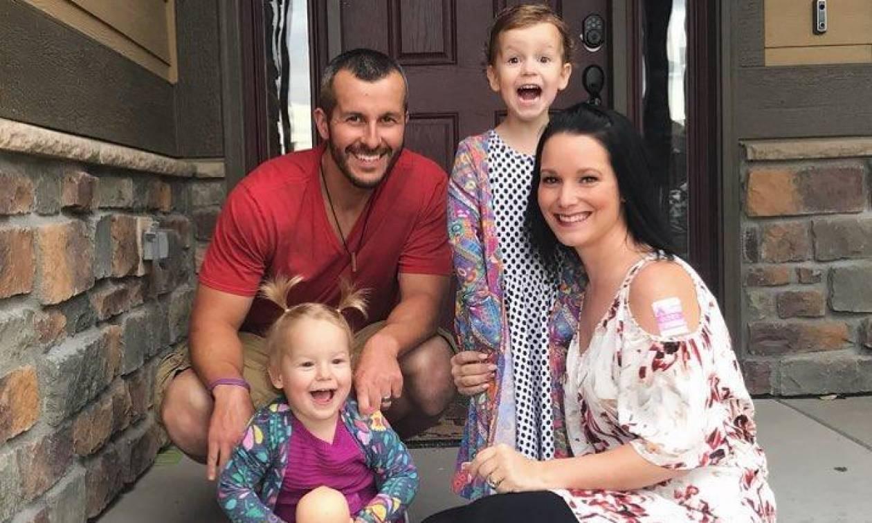 Φρίκη στις ΗΠΑ: Στραγγάλισε την έγκυο σύζυγο και τις δύο κόρες του γιατί ερωτεύθηκε άλλη γυναίκα