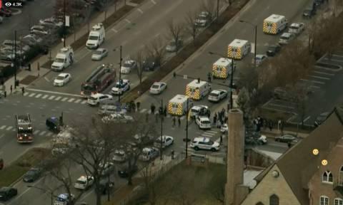 Συναγερμός στο Σικάγο: Ένοπλος άνοιξε πυρ κοντά σε νοσοκομείο