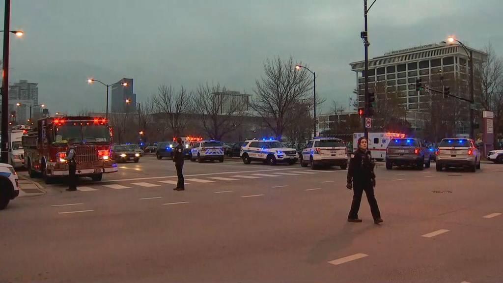 Σικάγο: Δύο νεκροί από την ανταλλαγή πυροβολισμών στο νοσοκομείο Mercy - Δείτε LIVE εικόνα