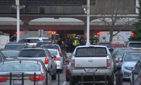 Σικάγο: Δύο νεκροί από την ανταλλαγή πυροβολισμών στο νοσοκομείο Mercy