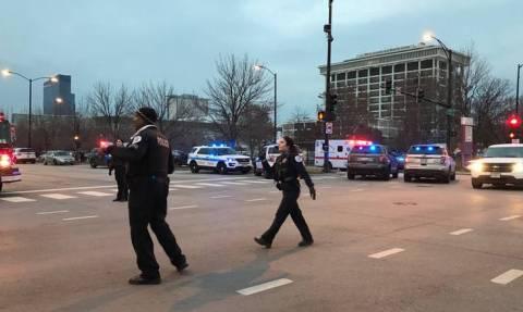 ΗΠΑ: Τέσσερις οι νεκροί από τους πυροβολισμούς στο νοσοκομείο Mercy του Σικάγο (vid)