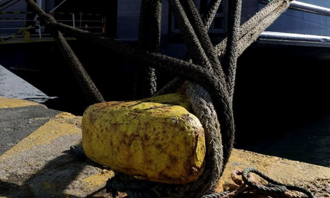 Κέρκυρα: «Δεμένα» τα πλοία ανοιχτού τύπου εξαιτίας ισχυρών ανέμων