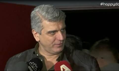 Βλαδίμηρος Κυριακίδης: Η ερώτηση των δημοσιογράφων που τον άφησε άφωνο