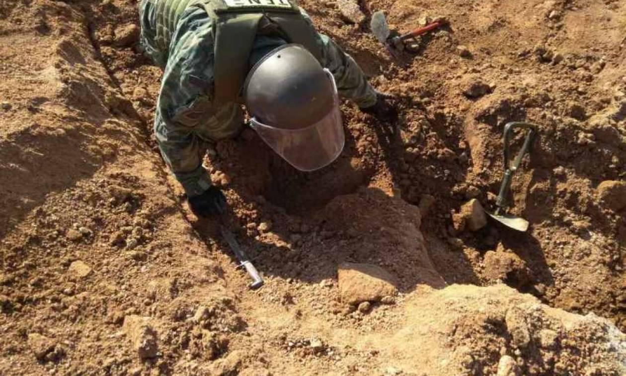 Βόμβα «τέρας» στην Ελευσίνα: Απομακρύνονται οι κάτοικοι - Πώς θα την εξουδετερώσουν (pics)