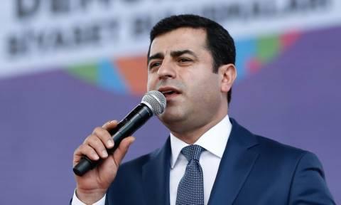 Δικαστική απόφαση-χαστούκι στην Τουρκία: «Να απελευθερωθεί άμεσα ο Ντεμιρτάς»