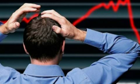 Κραχ στο Χρηματιστήριο Αθηνών: Το τραπεζικό sell - off «σπάει» και τις 600 μονάδες