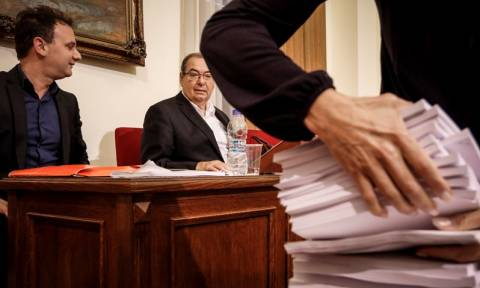 Εξεταστική για την Υγεία: Στις 10/12 παραδίδεται το πόρισμα στον πρόεδρο της Βουλής