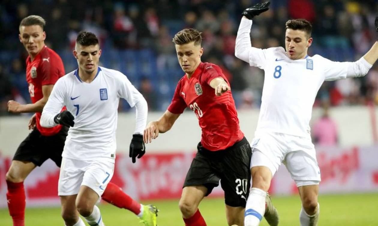 «Πικρό»… αντίο στο Euro U21 για την Εθνική Ελπίδων (photos)