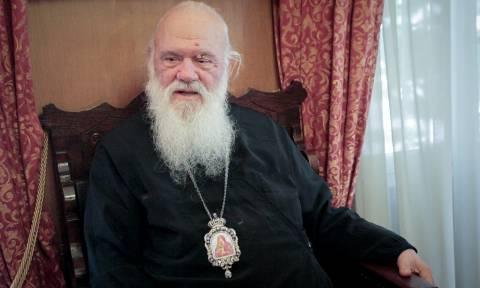 Αρχιεπίσκοπος Ιερώνυμος για συμφωνία με Τσίπρα: Εγώ θα μιλήσω τελευταίος